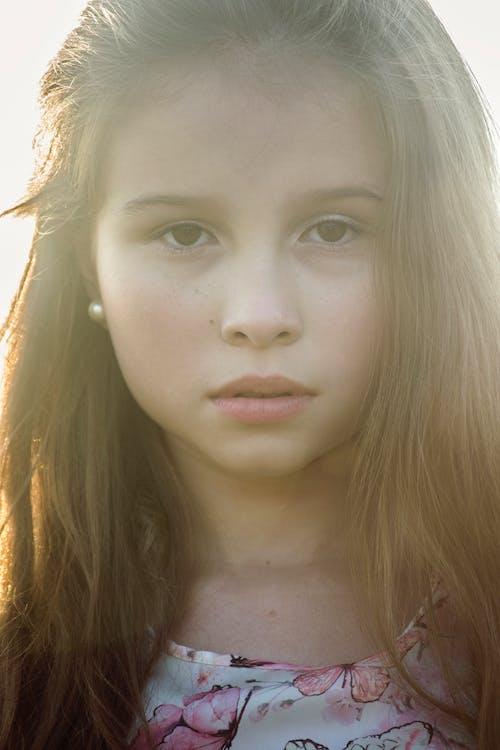 Free stock photo of beautiul, children, girl, model