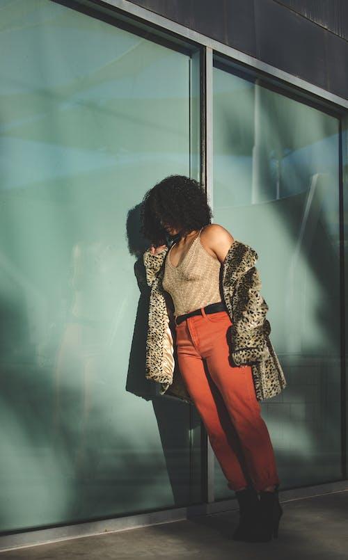 Foto stok gratis fashion, gaya, kaum wanita, memakai