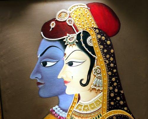 Základová fotografie zdarma na téma indický, malování, rádža, žena