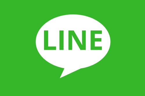 Free stock photo of line, line app