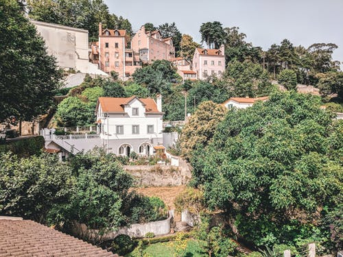 Free stock photo of europe, portugal, small town