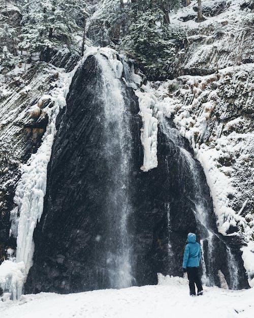 下雪的, 人, 冒險, 冬季 的 免費圖庫相片