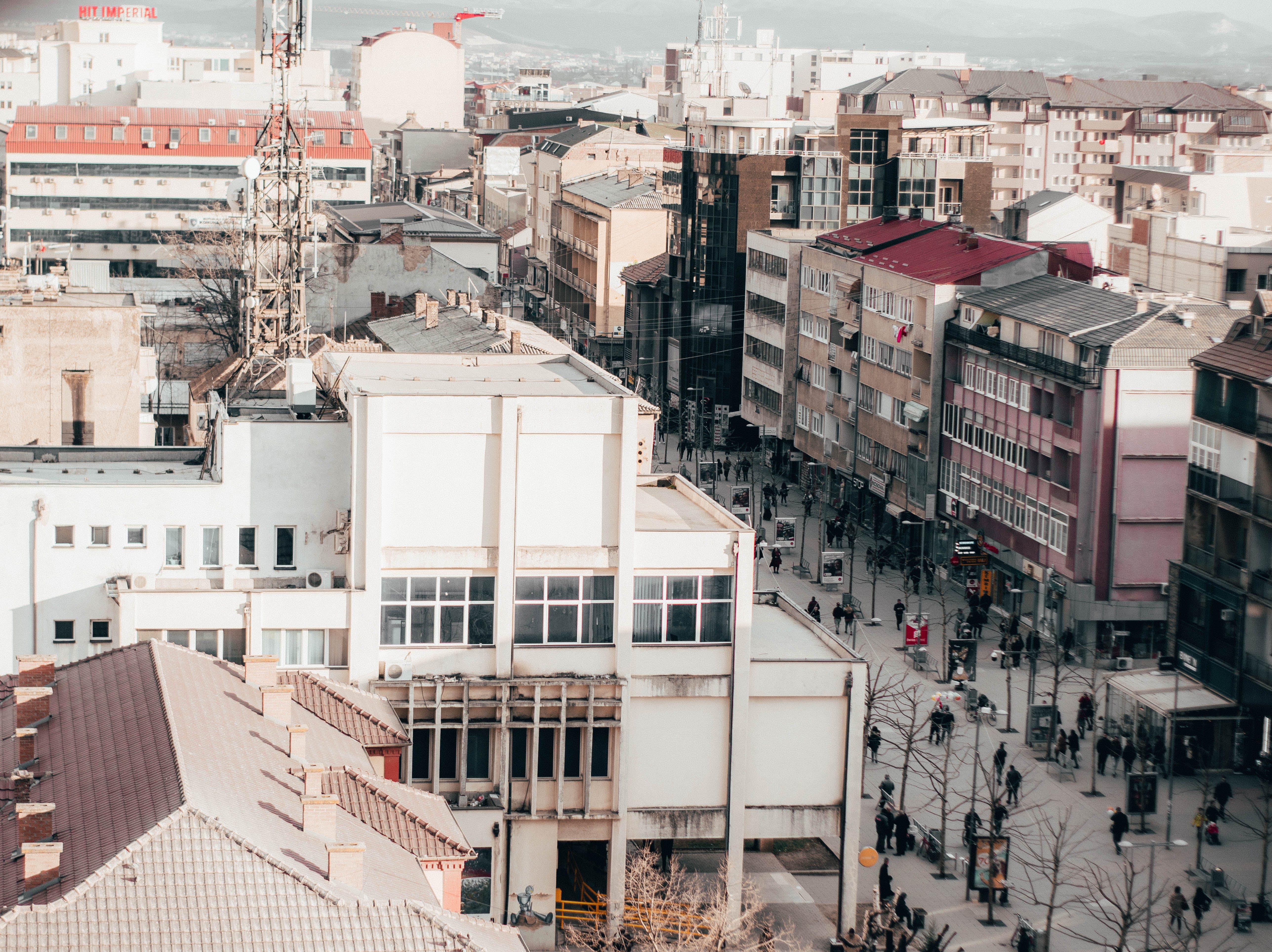 Free stock photo of Ferizaj city, kosovo