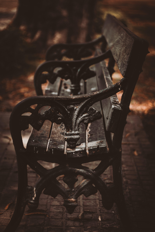 Foto profissional grátis de assento, ben de madeira, desocupado