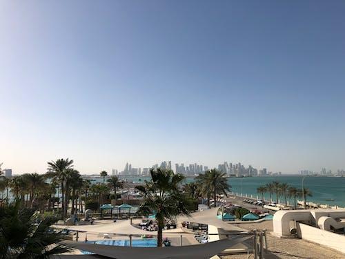 Free stock photo of doha, qatar