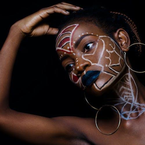 Ilmainen kuvapankkikuva tunnisteilla afroamerikkalaiset naiset, aikuinen, asento, ilme