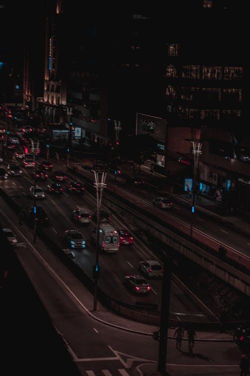 Foto profissional grátis de Adobe Photoshop, avenida paulista, Brasil, centro da cidade