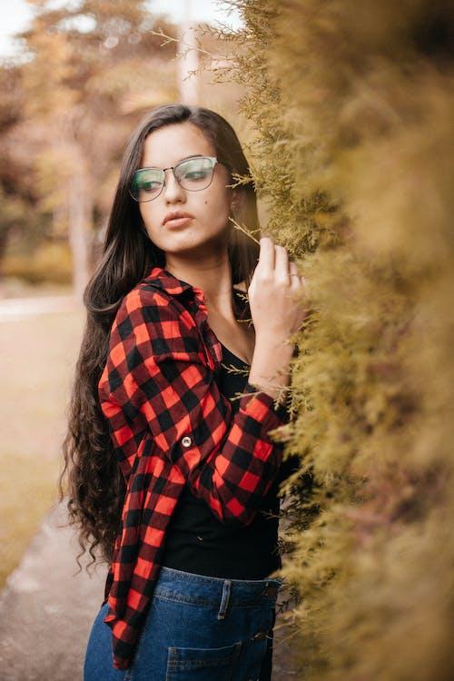 Ilmainen kuvapankkikuva tunnisteilla brunette, katsoa poispäin, kaunis nainen, naine