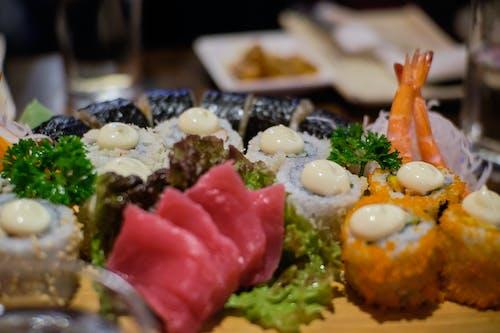 Бесплатное стоковое фото с shirmp, Азиатская кухня, вкусный, еда