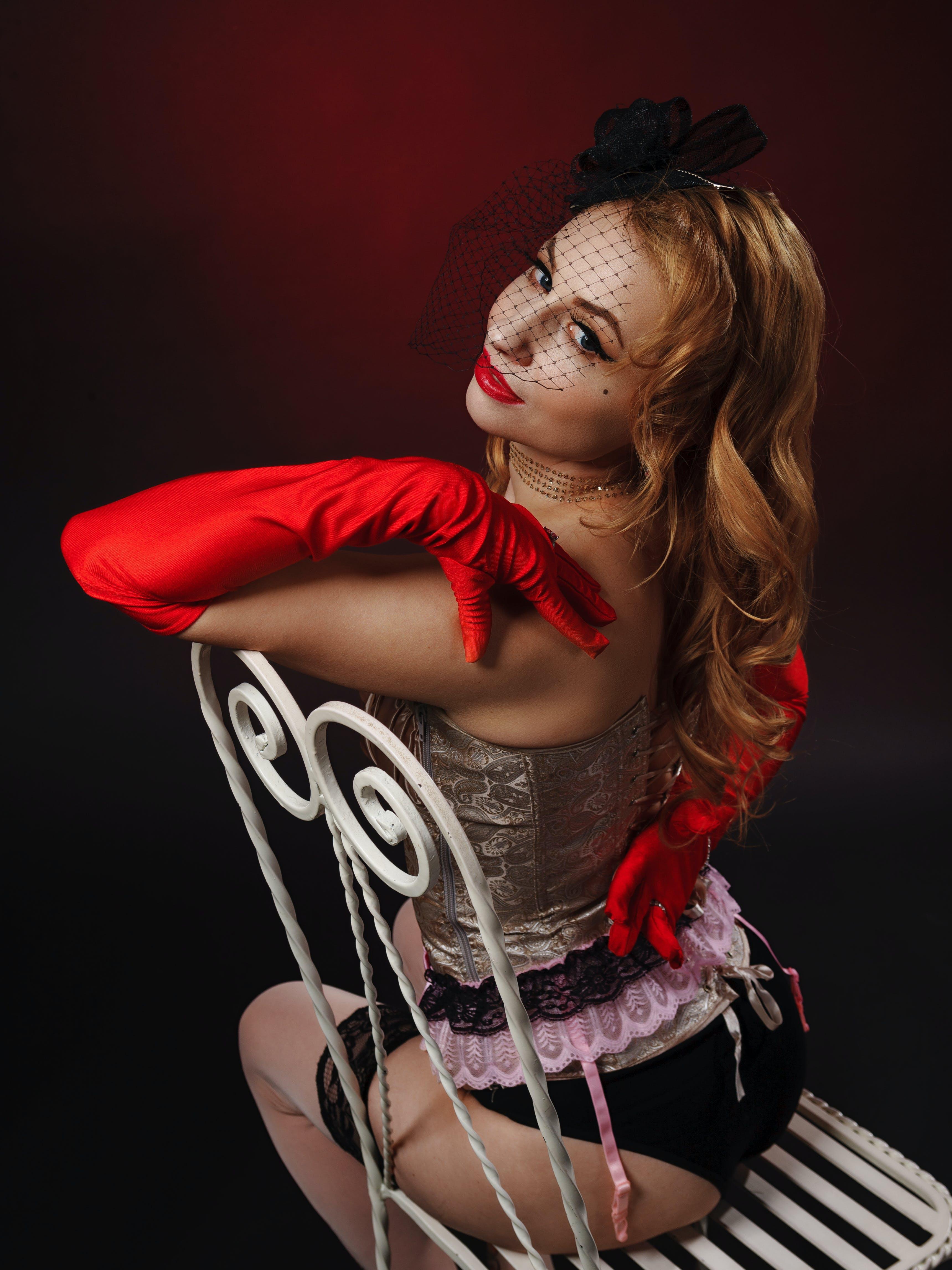 Free stock photo of burlesque