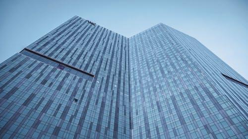 Immagine gratuita di architettura, articoli di vetro, centro città, città