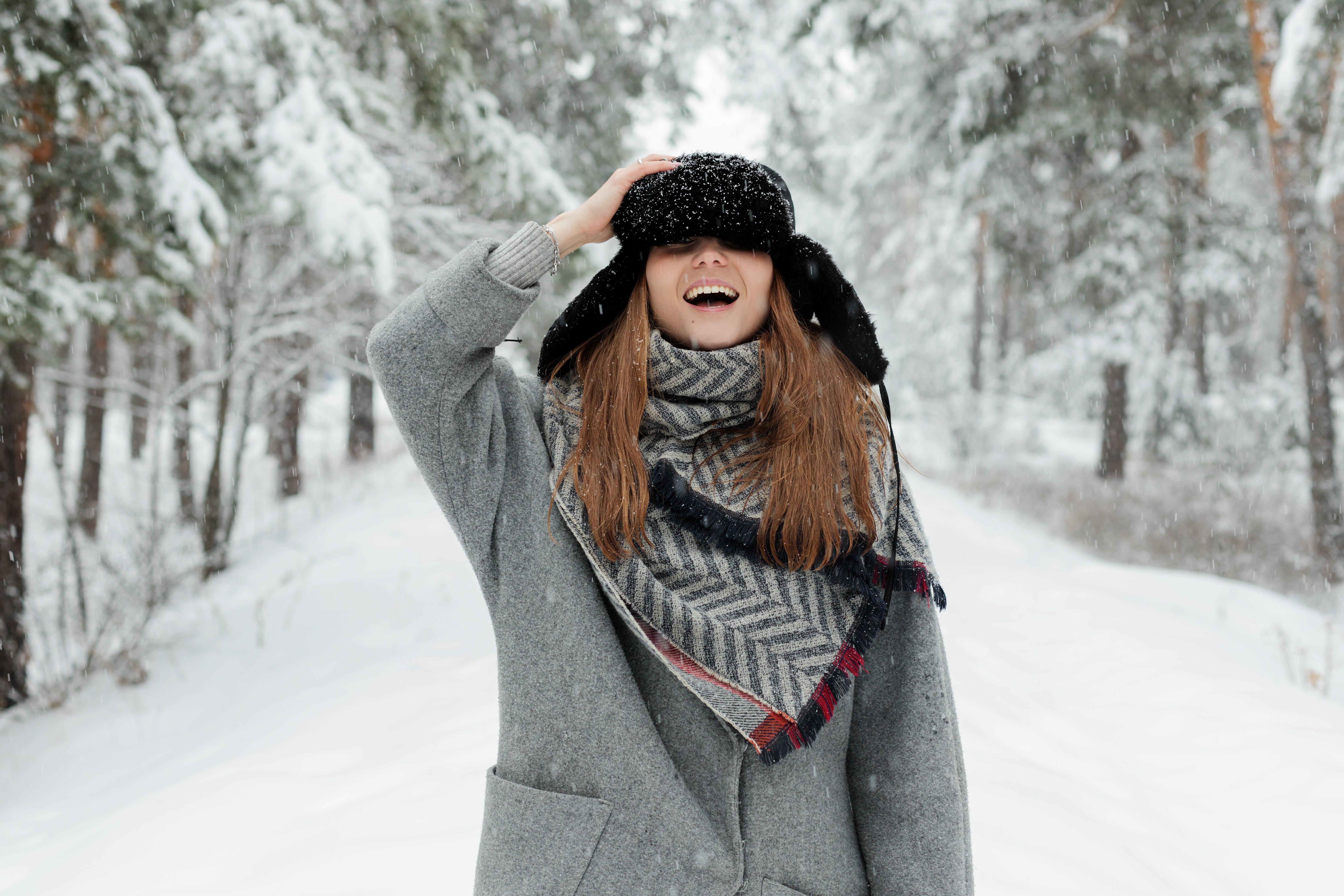 Foto stok gratis beku, cuaca, cuaca dingin, cute