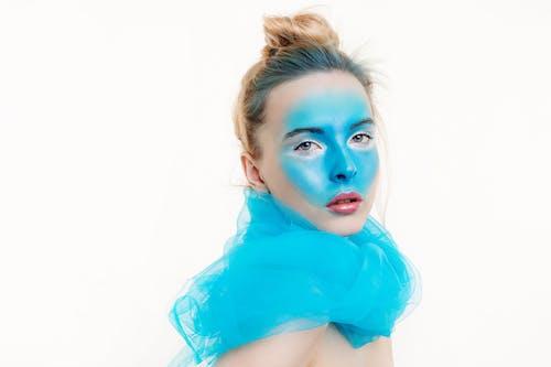 Fotos de stock gratuitas de actitud, adulto, arte de la cara, atractivo