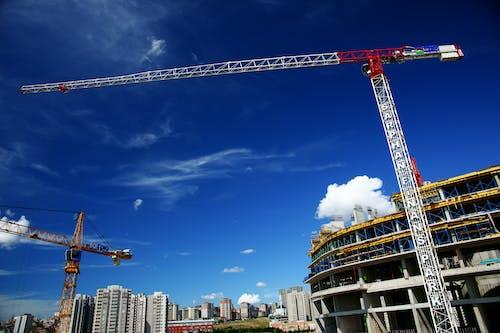 Безкоштовне стокове фото на тему «Будівля, будівництво, високий, журавель»
