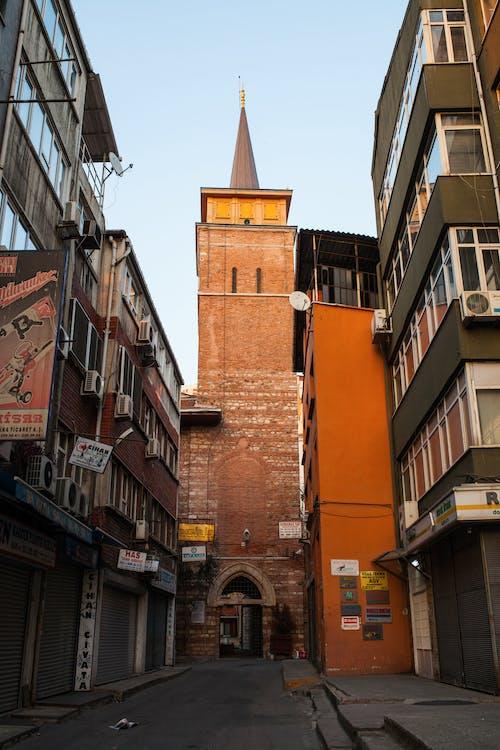 arquitetura, cidade, construção