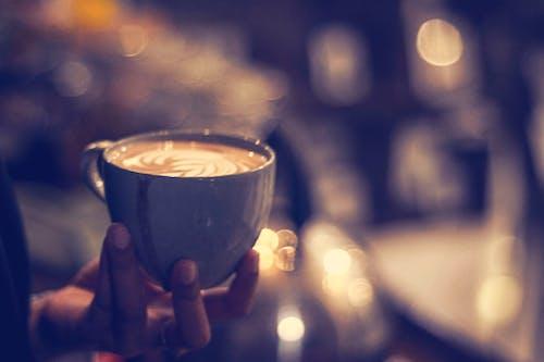 Kostenloses Stock Foto zu latte art