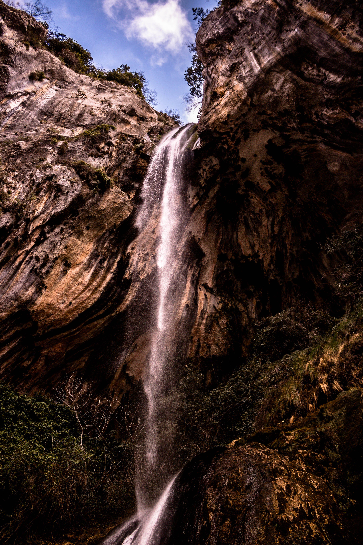 Kostenloses Stock Foto zu berg, kaskade, landschaftlich, natur