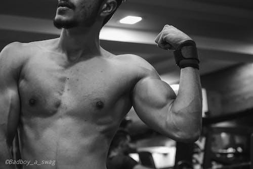adale, biceps, çalışkanlık, crossfit içeren Ücretsiz stok fotoğraf