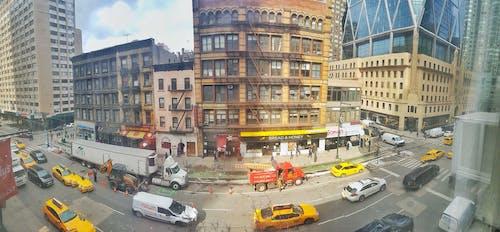 Free stock photo of busy, busy street, neighborhood, newyork