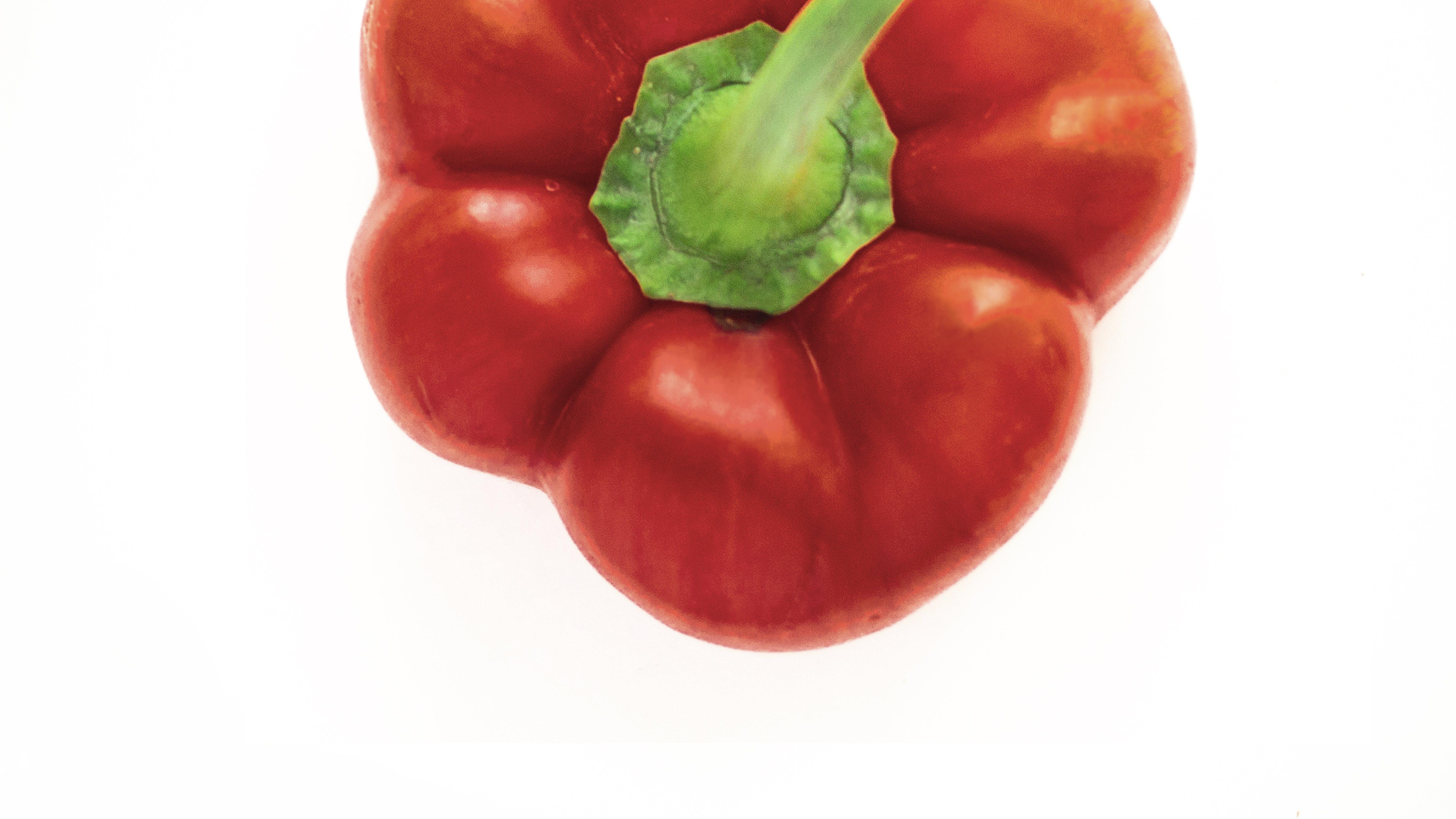 Kostenloses Stock Foto zu frisches gemüse, gemüse, paprika, rot