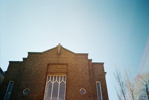 Foto profissional grátis de arquitetura, Canadá, capela, construção