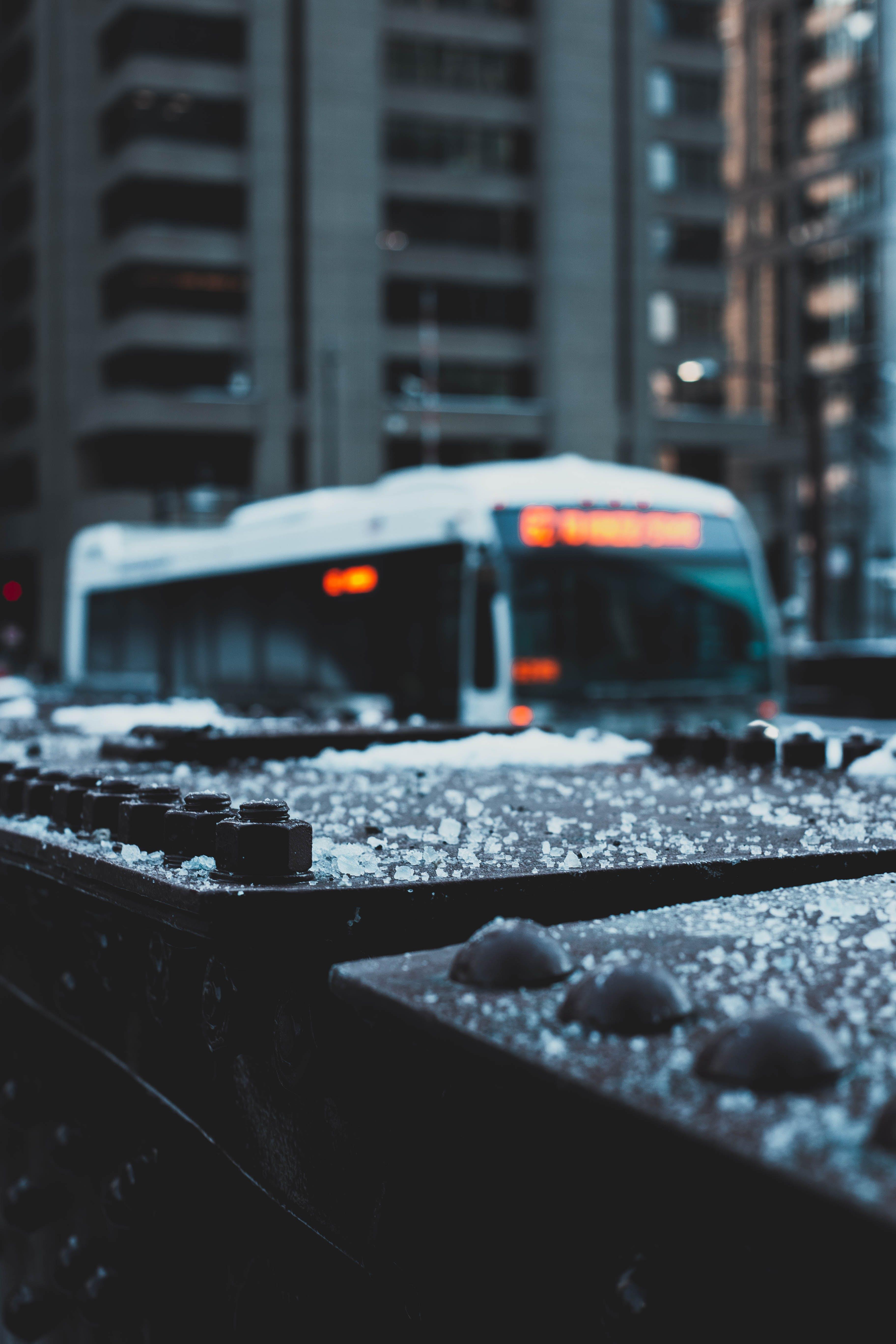Gratis stockfoto met selectieve aandacht, treinspoor
