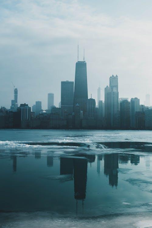 Бесплатное стоковое фото с архитектура, горизонт, город, городской