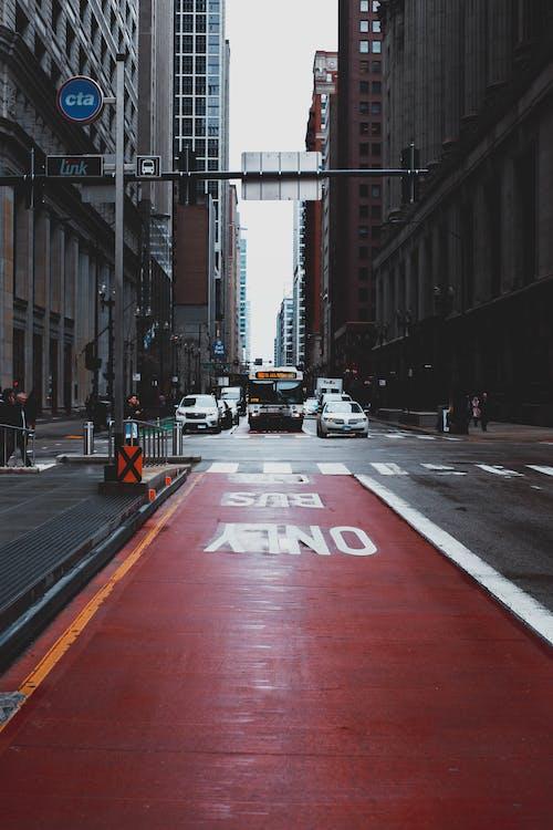 architektura, asfalt, bruk