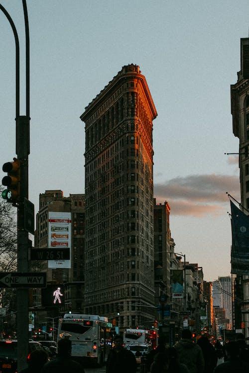 açık hava, akşam, binalar, bulutlar içeren Ücretsiz stok fotoğraf