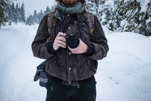 Photos gratuites de appareil photo, aventure, froid, hiver