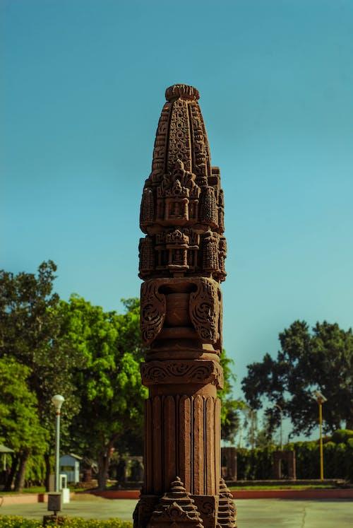 柱の無料の写真素材
