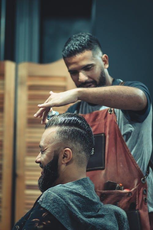 Imagine de stoc gratuită din bărbați, bărbier, expresie facială, frizerie