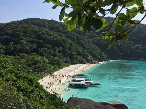 Free stock photo of beach, phuket, similan island, thailand