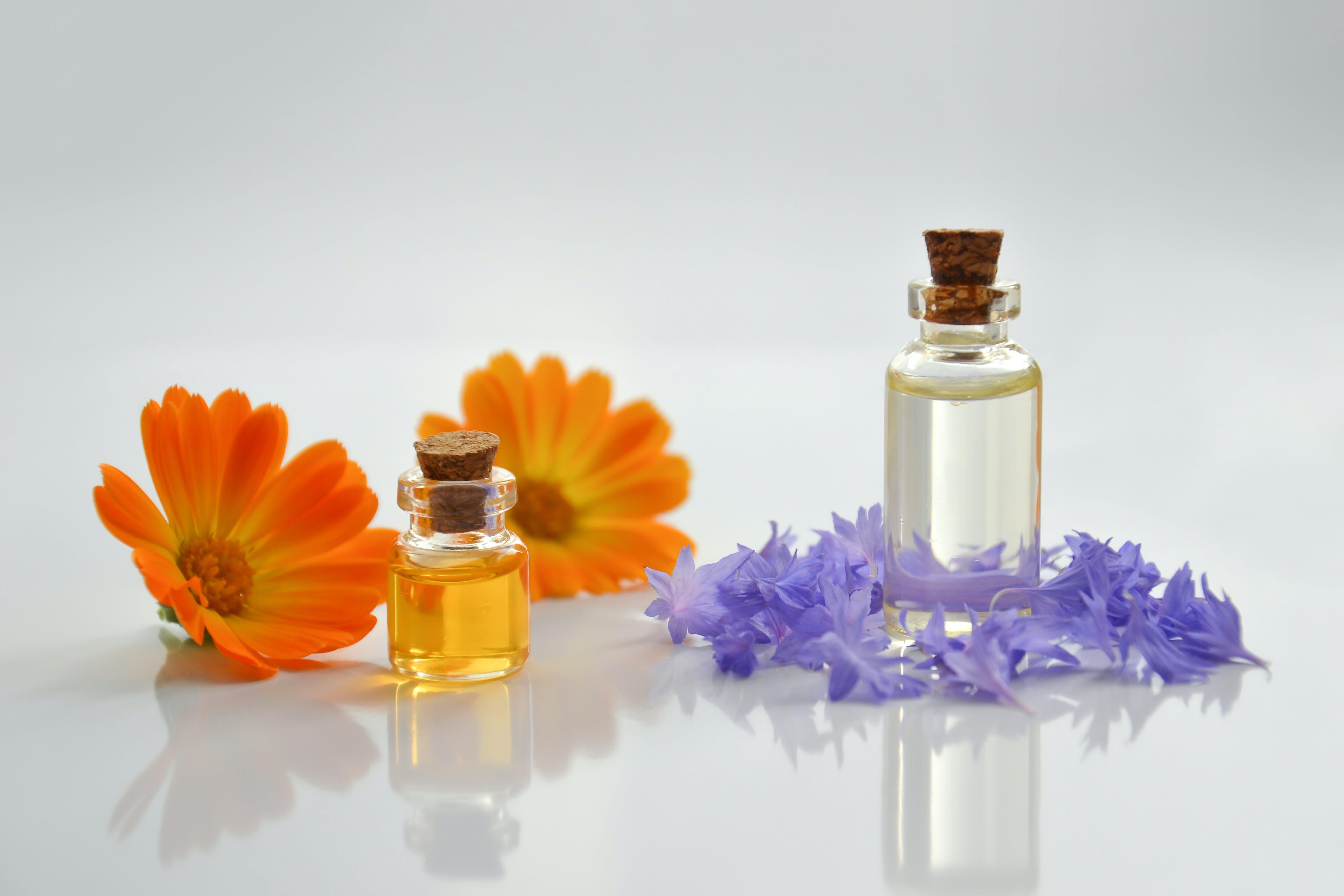 Kostenloses Stock Foto zu альтернатива, ароматерапия, духи, лекарственное средство