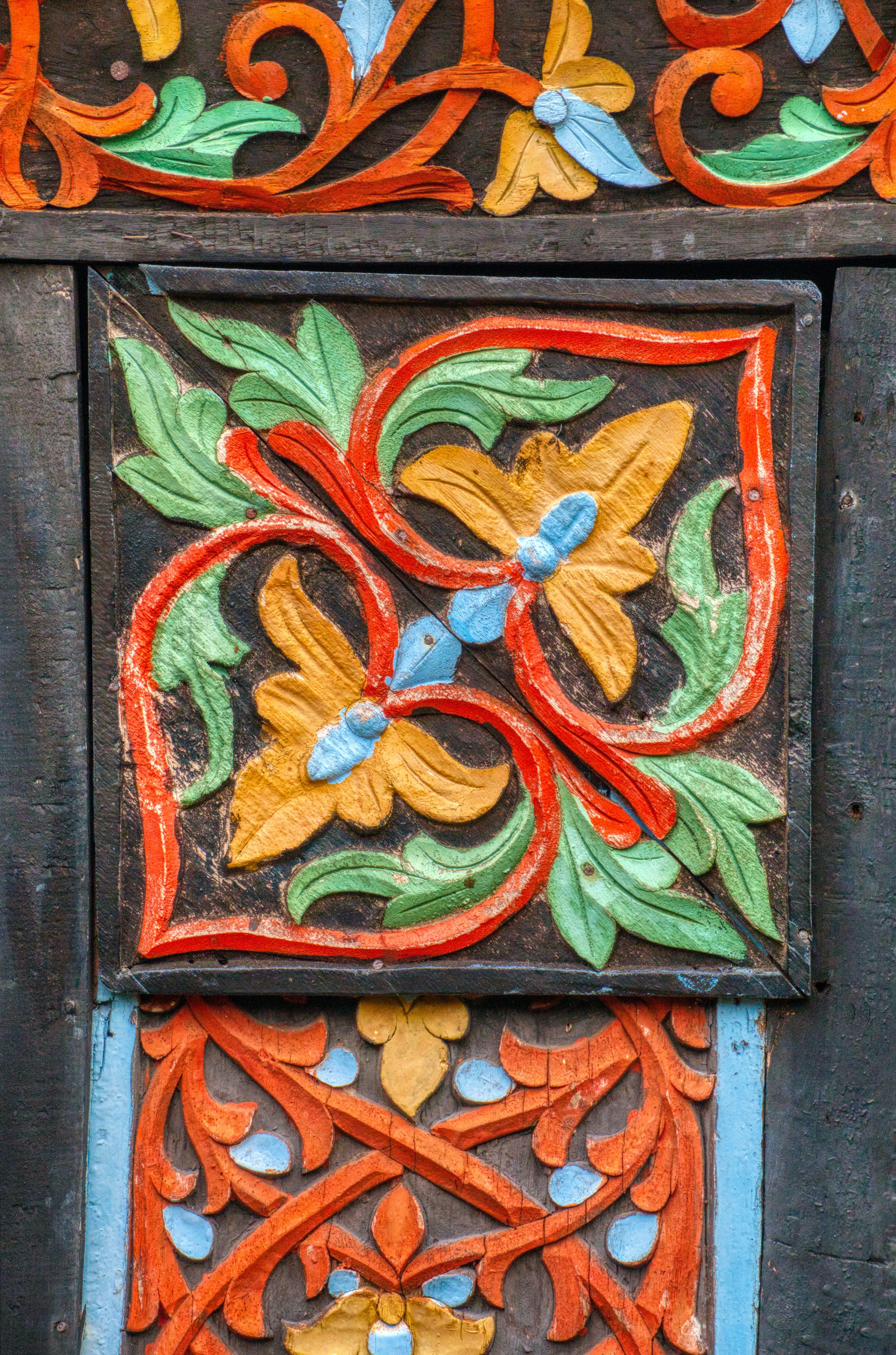 zu dekoration, design, details, indonesien