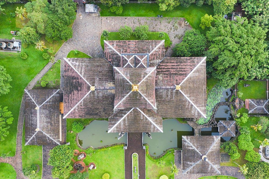 acoperiș, arhitectură, clădire