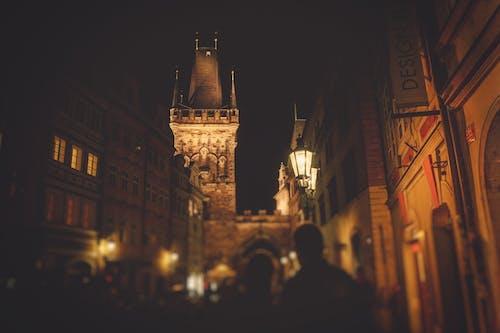 Immagine gratuita di architettura, castello, città, edifici