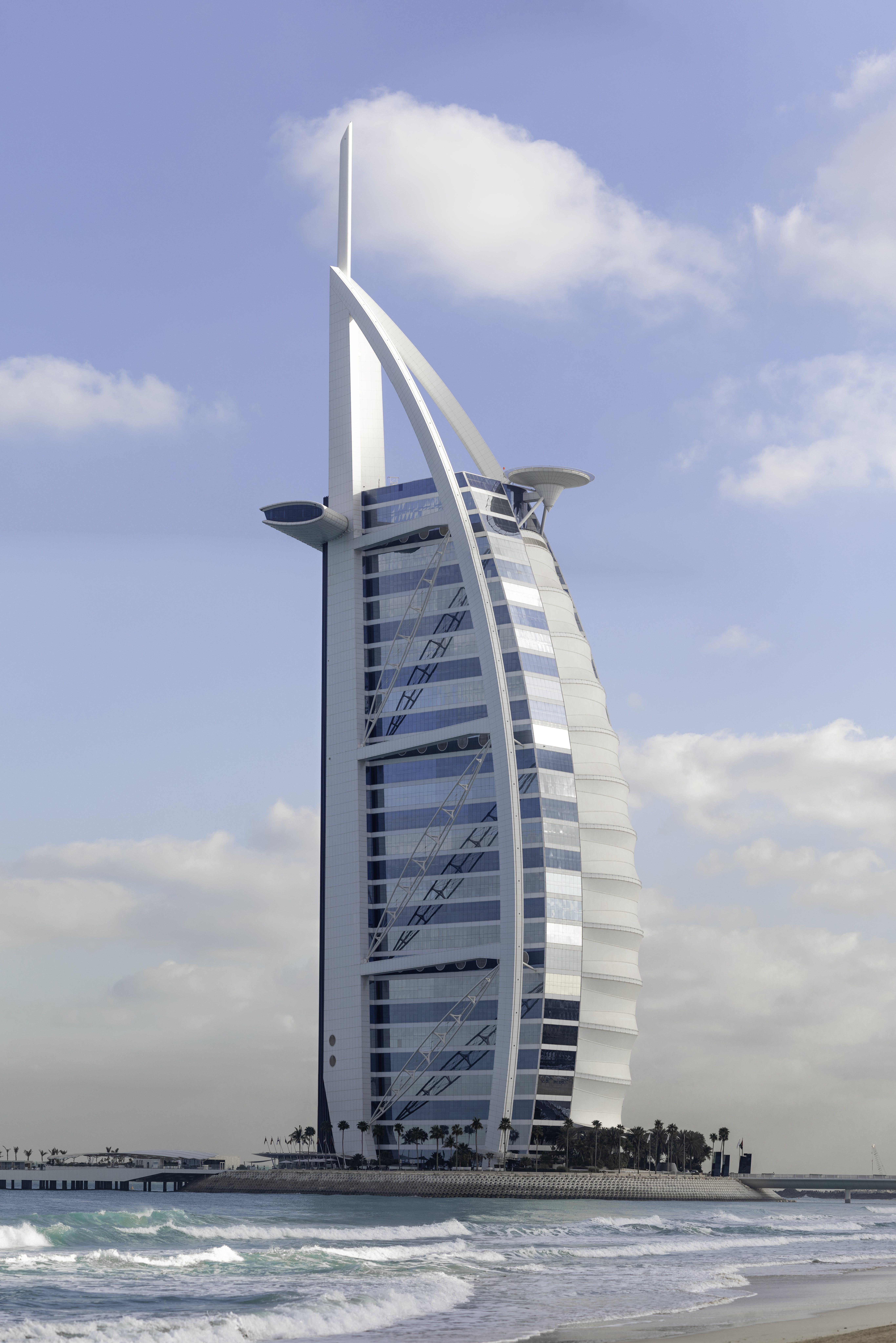 Imagine de stoc gratuită din apă, arhitectură, Burj al arab, cazare