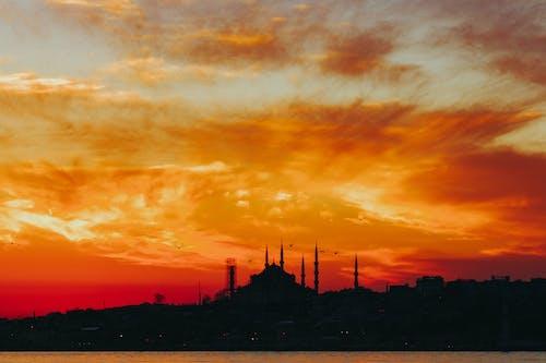 Immagine gratuita di alba, cielo, crepuscolo, drammatico