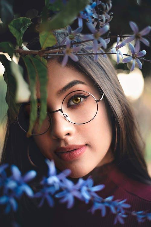 Základová fotografie zdarma na téma barva, dioptrické brýle, focení, hezký