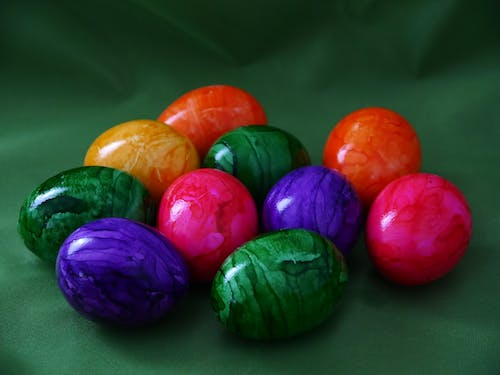 Free stock photo of colorful, easter, Happy Easter, ostereier
