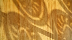 wood, light, pattern