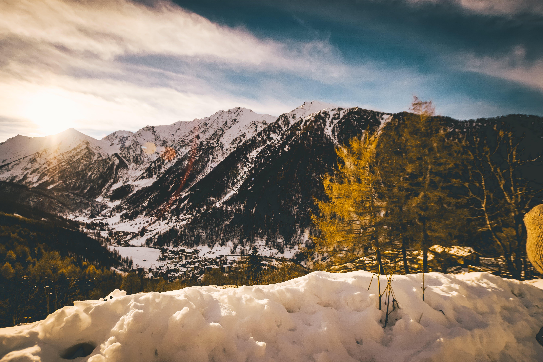 Gratis arkivbilde med daggry, dagslys, eventyr, fjellutsikt