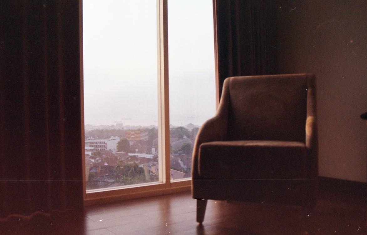 janela de vidro, janelas de vidro, leve