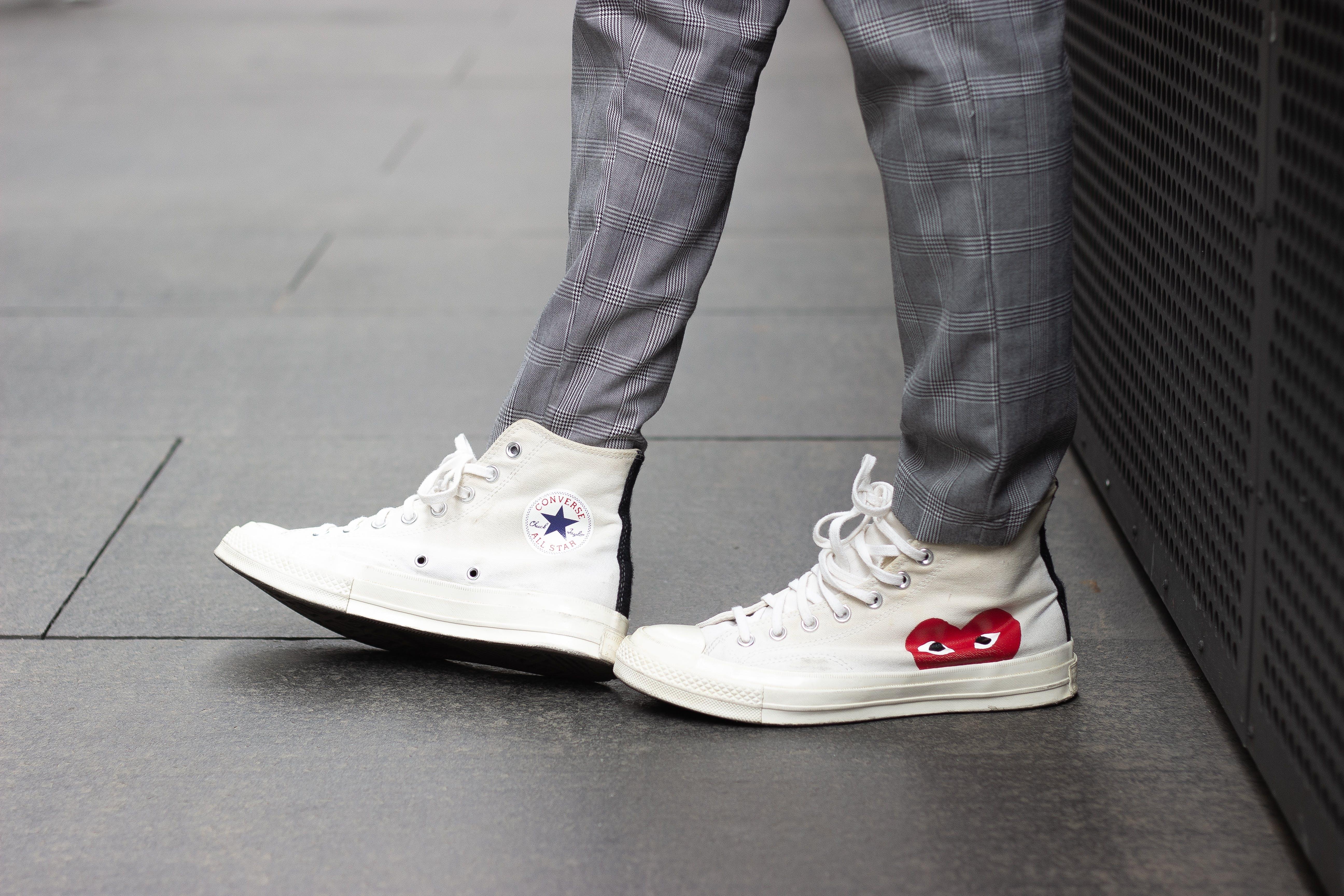 Free stock photo of all star, black shoes, brazil, brazilian