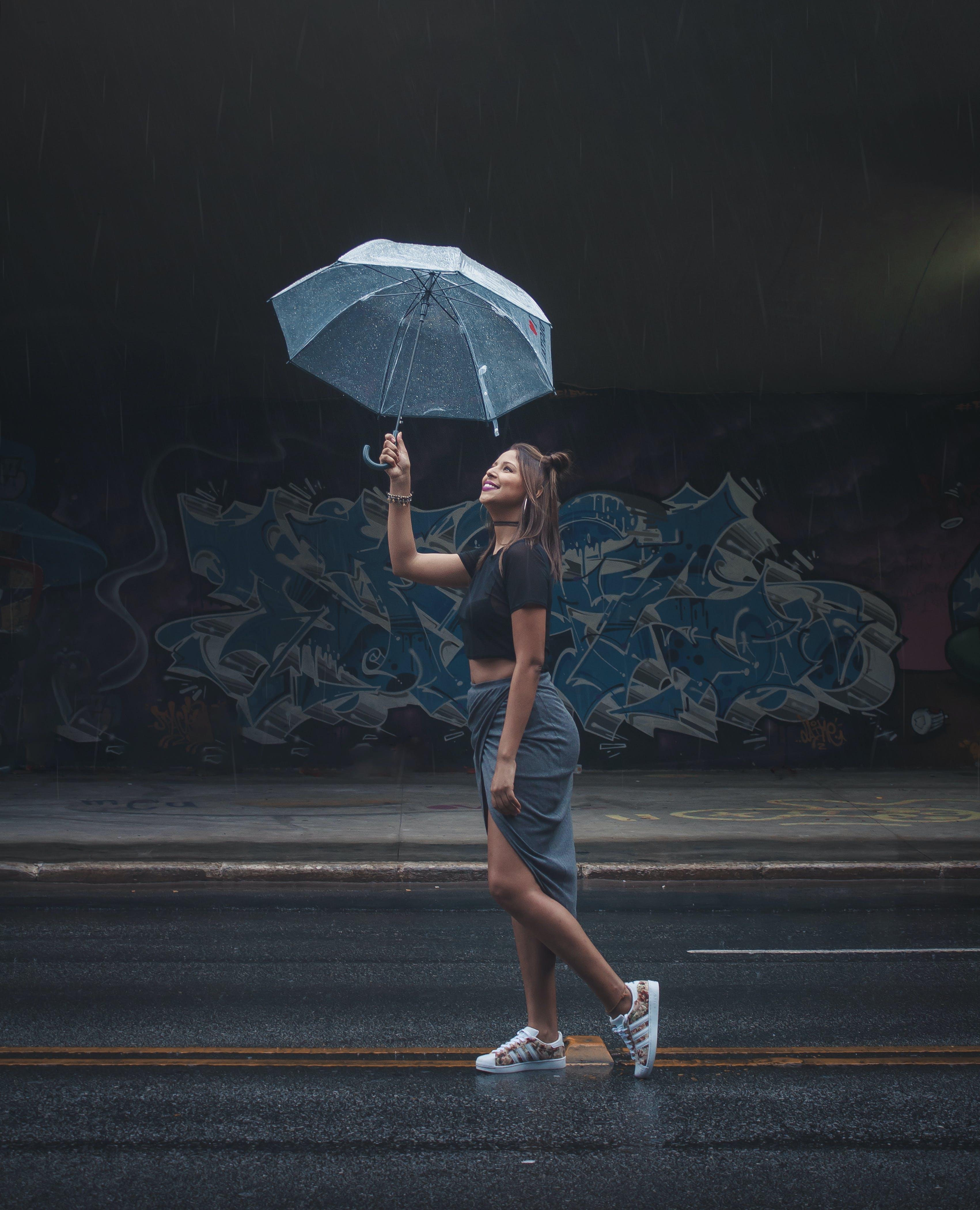 Foto d'estoc gratuïta de desgast, despreocupat, dona, moda