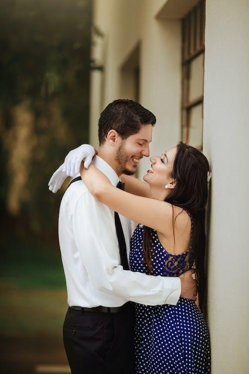 abbraccio, amore, coppia