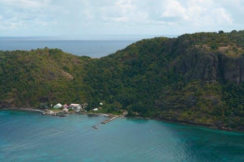 guadeloupe karayip dağ içeren Ücretsiz stok fotoğraf