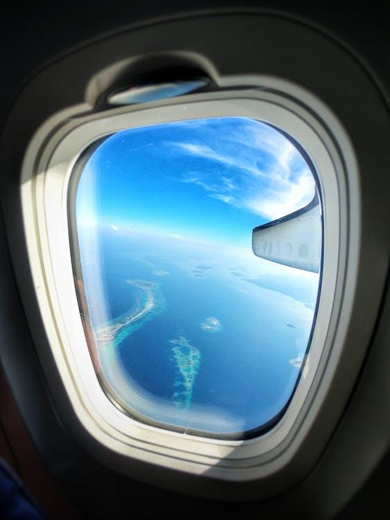 空拍圖, 菲律賓, 藍天