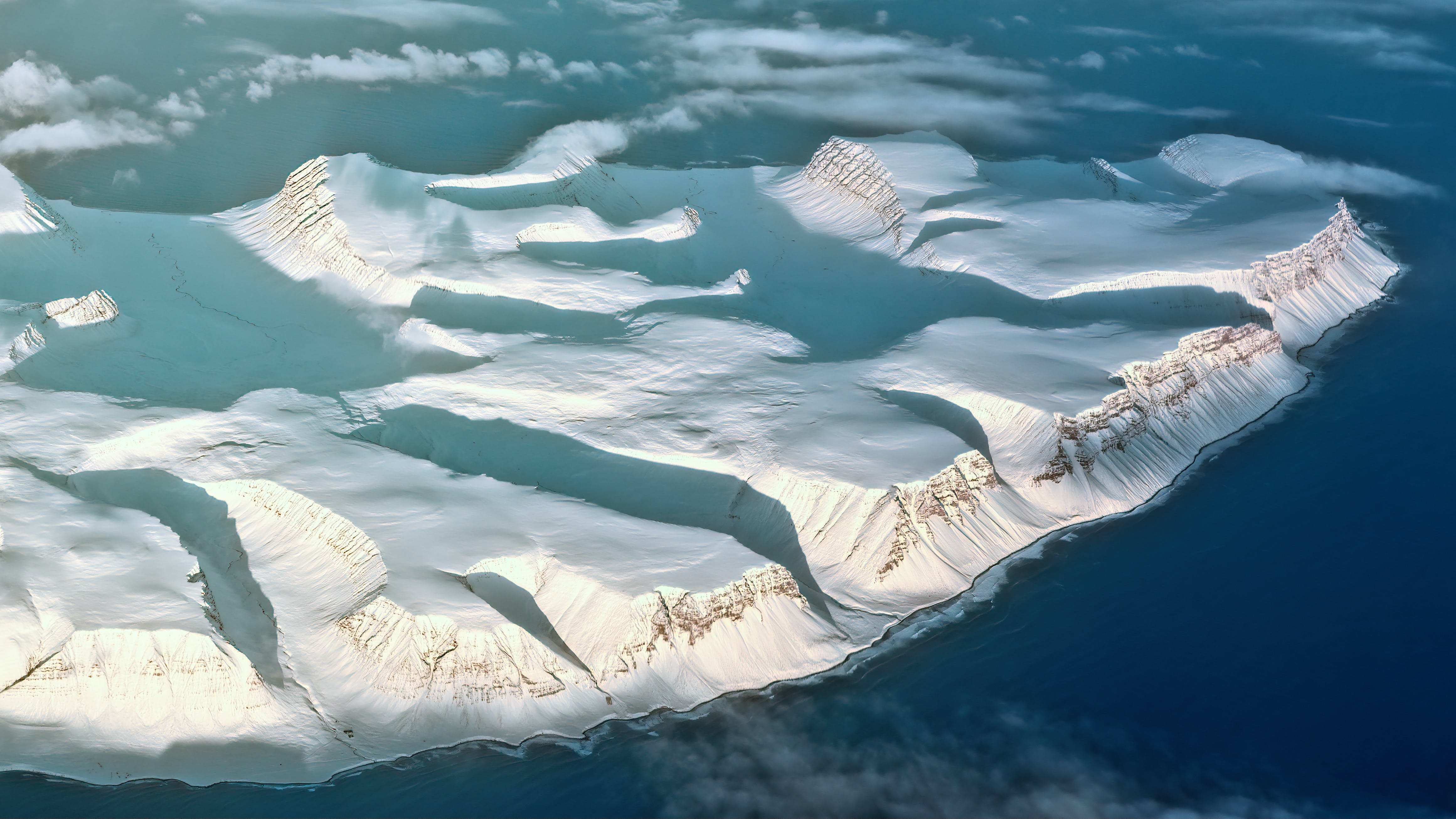 冬季, 冰, 冰河, 冷 的 免費圖庫相片